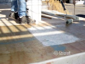 Build Repair Fiberglass Decks